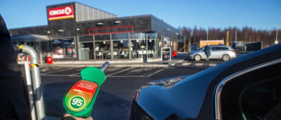 Benzinpreise & Spritpreise in Norwegen aktuell erfahren