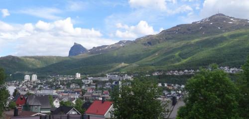 Narvik – Sehenswürdigkeiten: Museum, Fjäll, Fjord