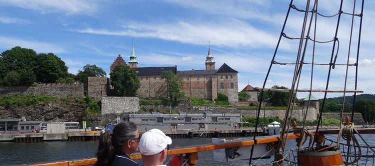 Oslo: Akershus Festung