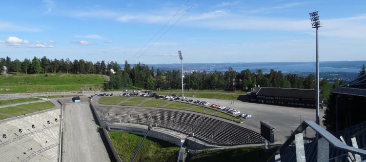 Oslo: Holmenkollen & Fjord