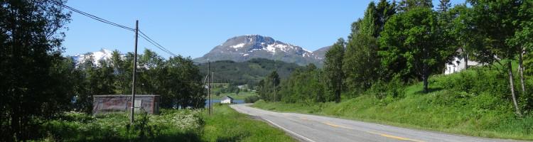 Norwegen Rundreise mit Auto