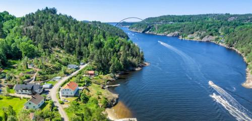 Svinesundbrücke nach Norwegen – Maut, Zoll, Shopping