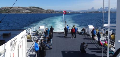Lofoten Anreise mit Fähre – Moskenes, Bodø, Svolvær
