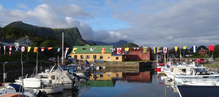 Lofoten Inseln: Kabelvåg