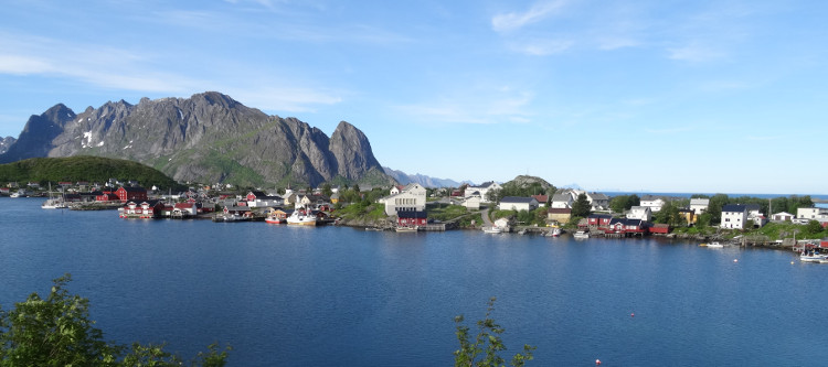 Lofoten Inseln: Reine