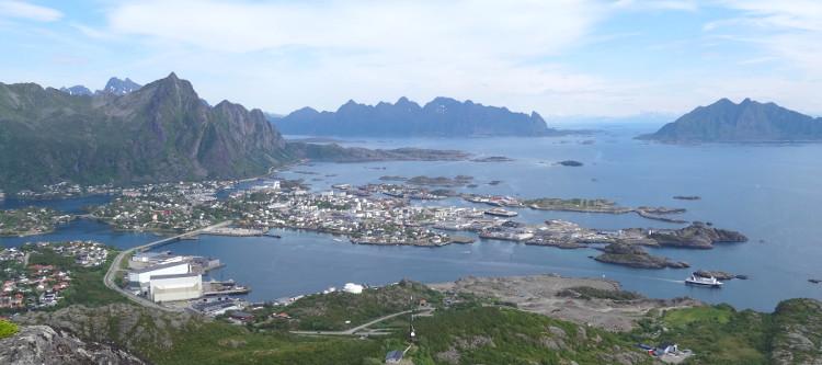 Lofoten Inseln: Svolvær