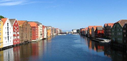Trondheim – Sehenswürdigkeiten, Rundgang & Geheimtipps